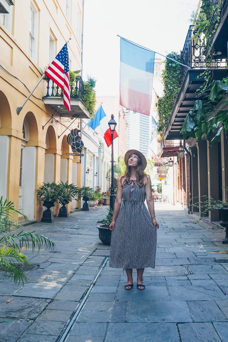The French Quarter - Visiting New Orleans