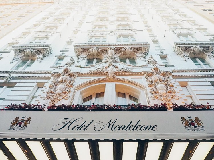Hotel Monteleone - The French Quarter - Visiting New Orleans