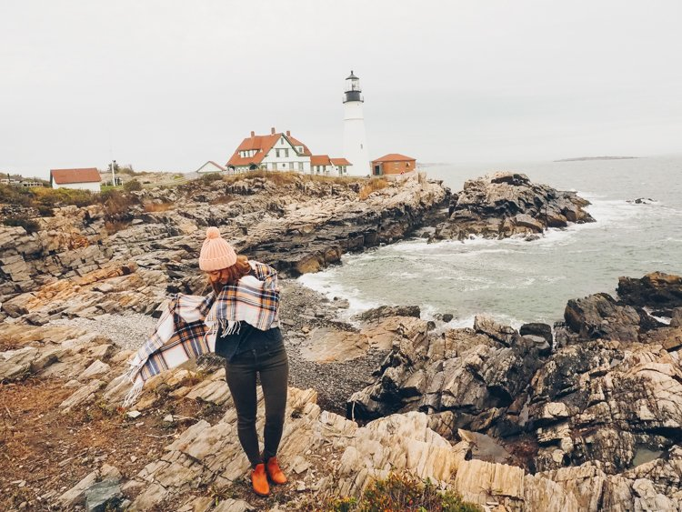 Portland Maine tours - Maine Lighthouse Tour