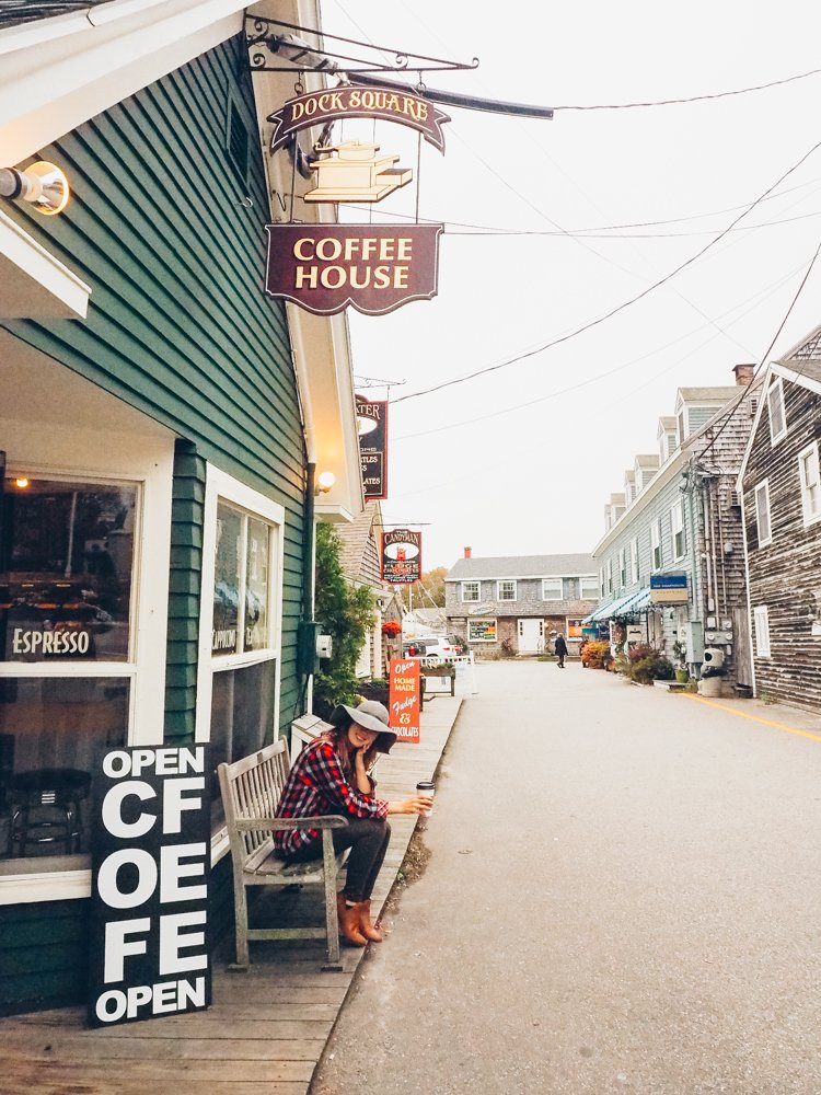 Dock Square Coffee House - Where to go in Maine
