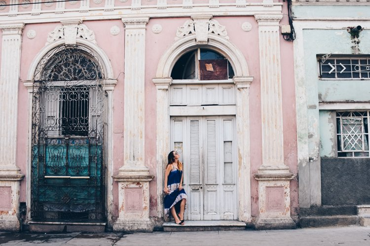 Cienfuegos, Cuba - Tips for taking great photos of yourself
