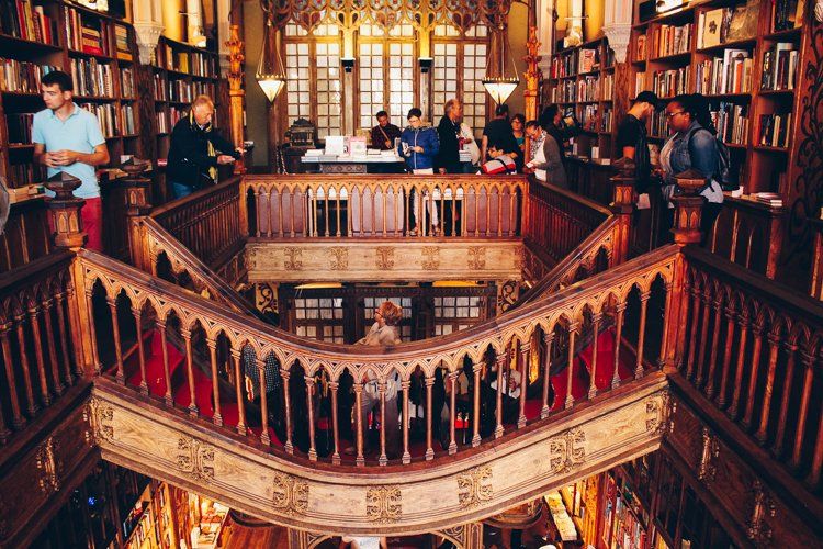 Livraria Lello - Things to do in Porto, Portugal