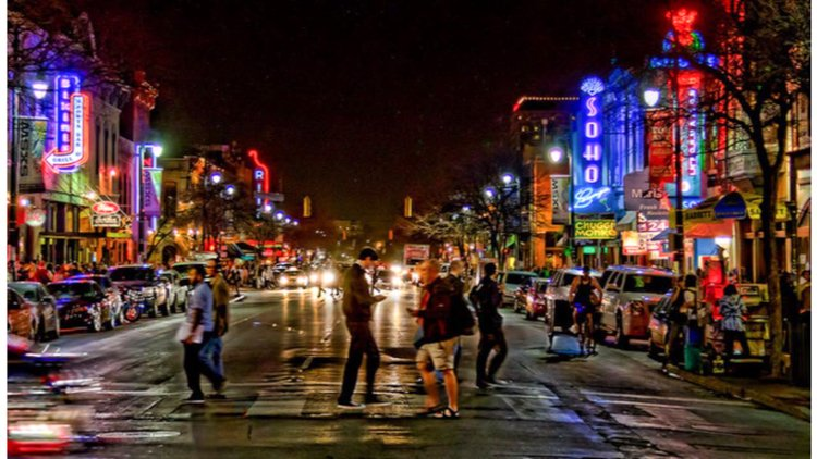 6th Street - Things to do in Austin, Texas