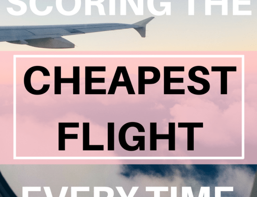 How to find cheap flights every time