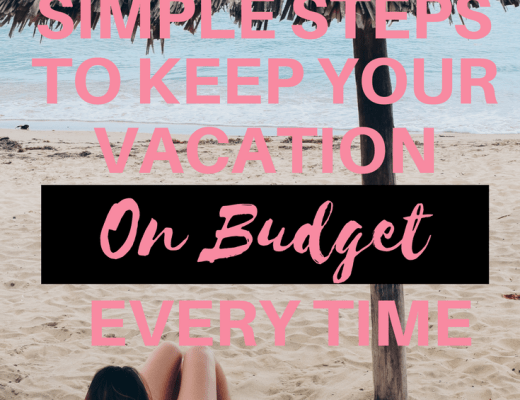 How to create a travel budget