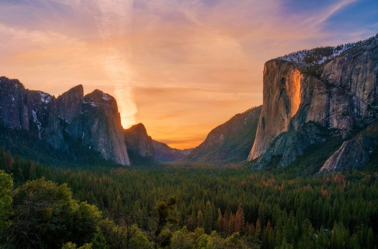 Best Places to Visit in the Fall - Yosemite National Park