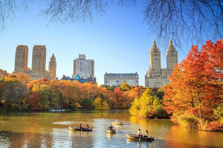 Best Places to Visit in the Fall - New York City
