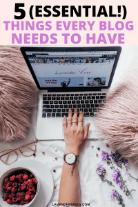 Blogging Essentials - How to Start a Blog