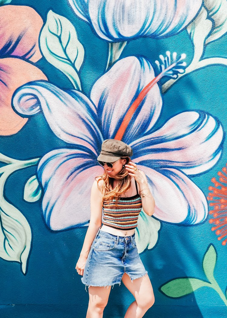 Hawaii Instagram Spots - Kaka'ako Wall Murals