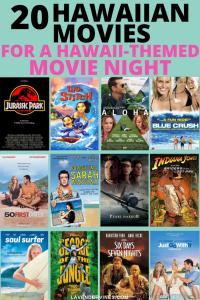 Hawaiian Movies for a Hawaii-Themed Movie Night