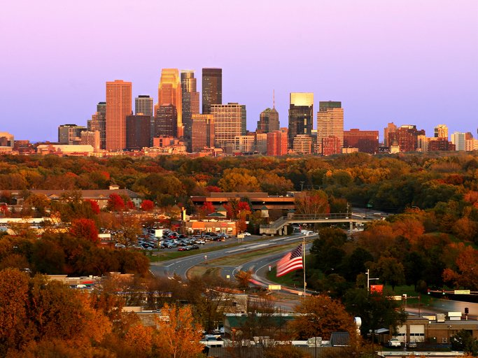 Best Places to Visit in the Fall - Minneapolis, Minnesota
