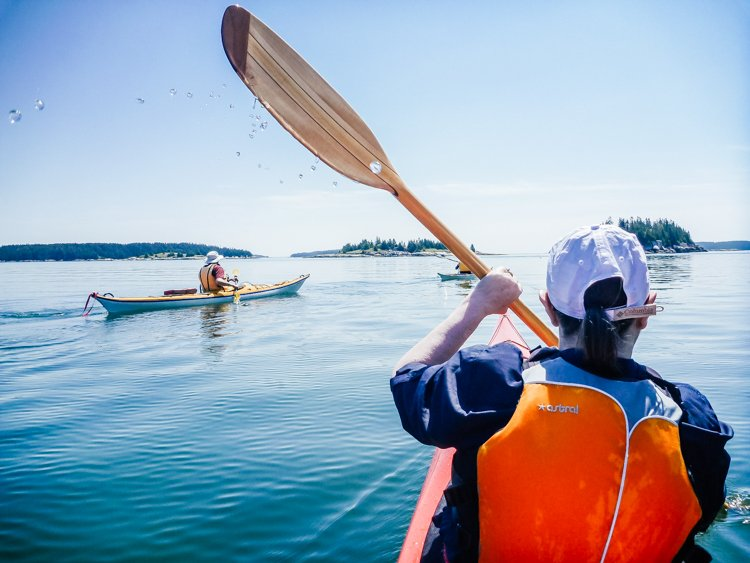 Things to do in Portland, Maine - Portland sea kayaking tour