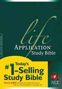 Life Application Study Bible NLT Translation