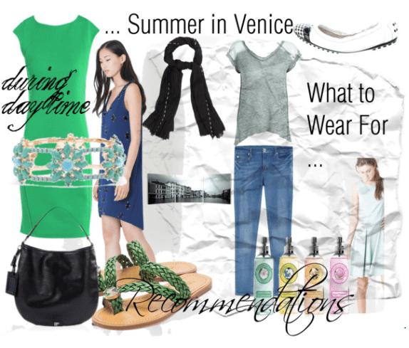 La Venessiana summer wear
