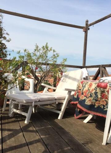 Exploring Roof Terraces in Venice