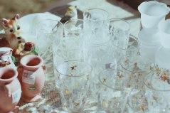Orinoco // vintage glassware