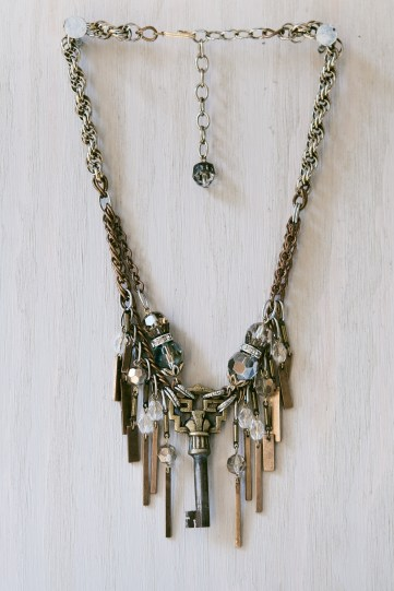 L'AVENIR // Axis Necklace
