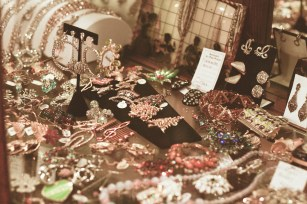 Antiques at Pike Place