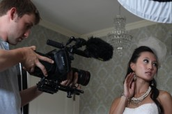 Behind the scenes with L'avenir and Forever TV