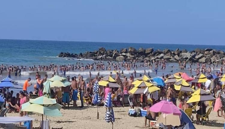 playas de La Guaira.