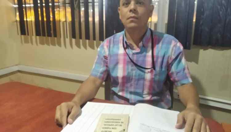Sunacoop Daniel Ustáriz