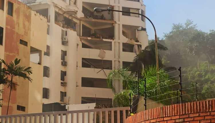 Explosión en Valencia