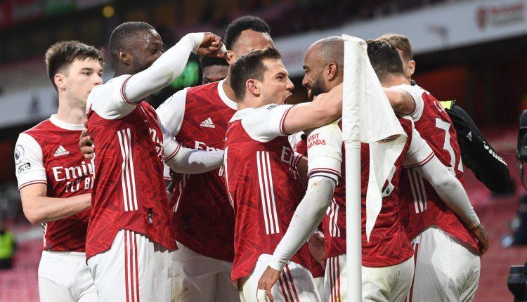 Arsenal venció a Tottenham