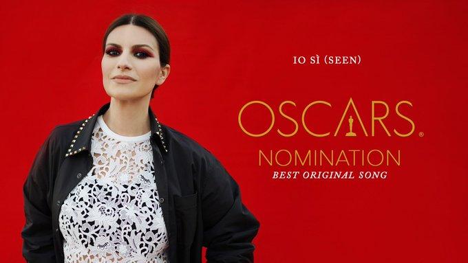 Laura Pausini nominada a los Oscar 2021