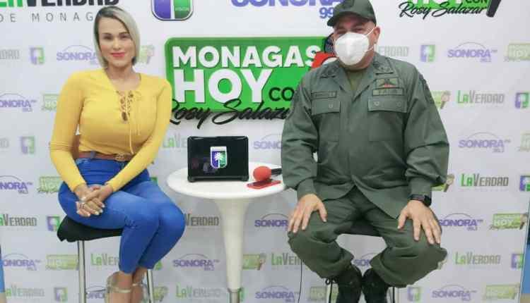 General Barrios : hace un llamado a cumplir con la cuarentena radical en Monagas