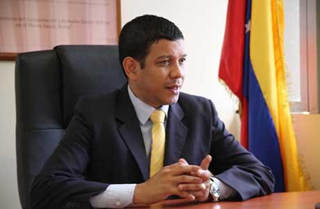 José Morales, presidente del Banco de Venezuela
