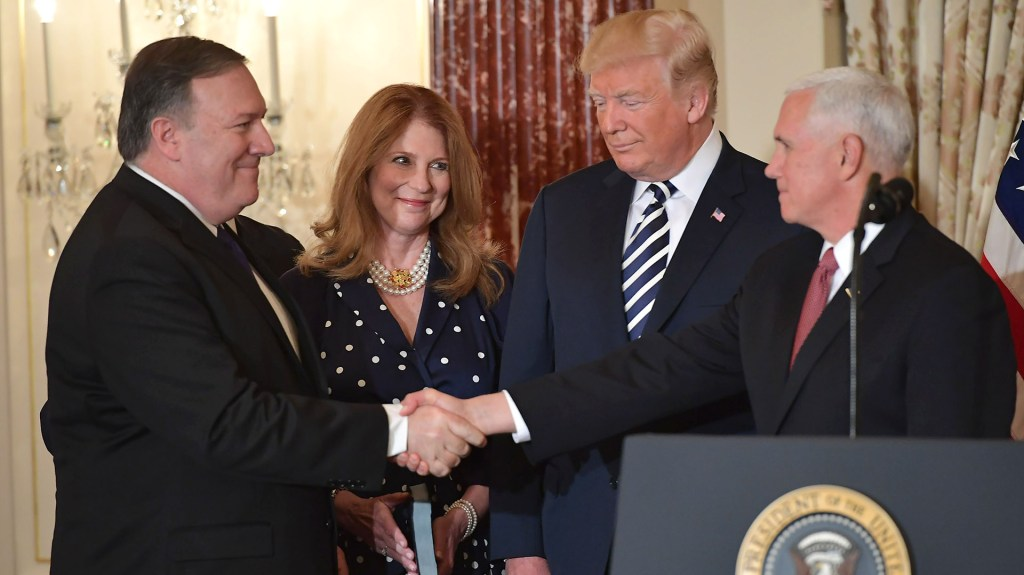 jura Mike Pompeo donald trump 1920 mike pence 2
