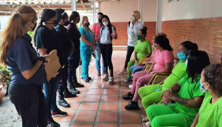 minmujer lucha contra la violencia de género en Monagas