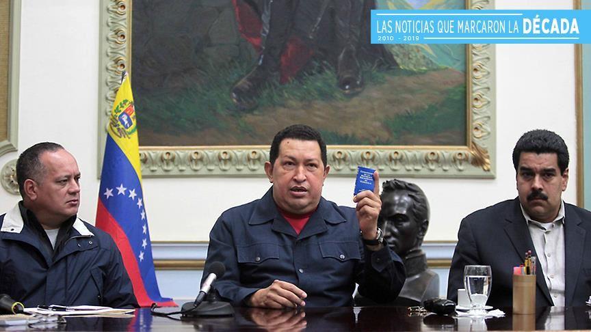 Hugo Chávez Frías despedida