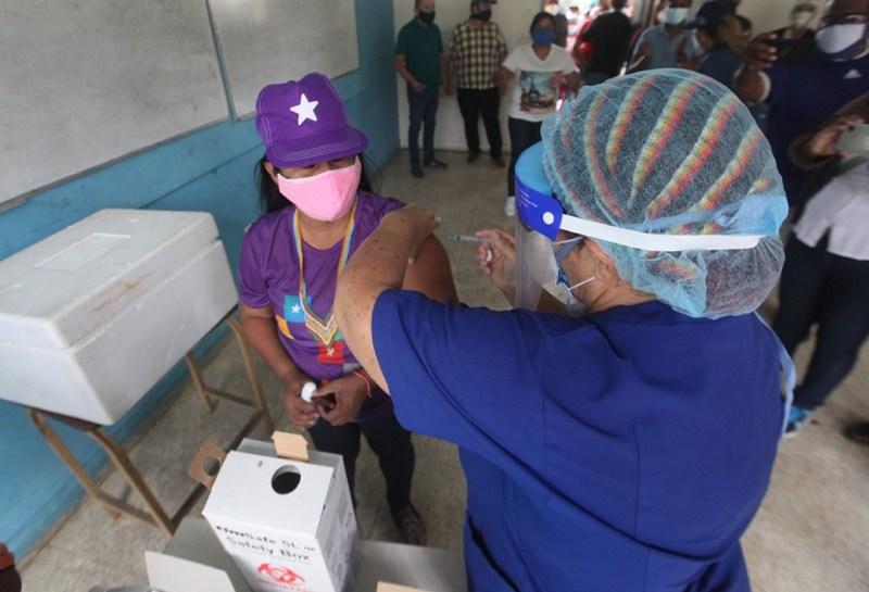 Covid 19 en Venezuela vacunación