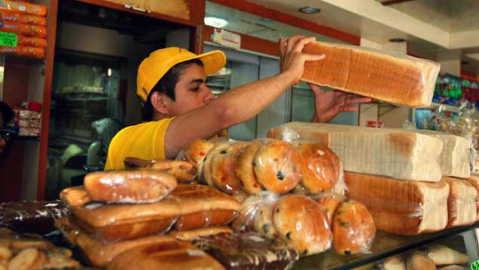 venta de pan panaderías