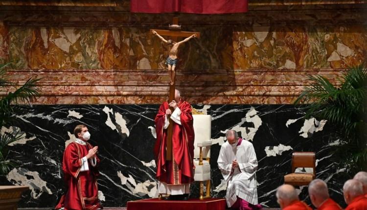 Papa Francisco Viernes Santo