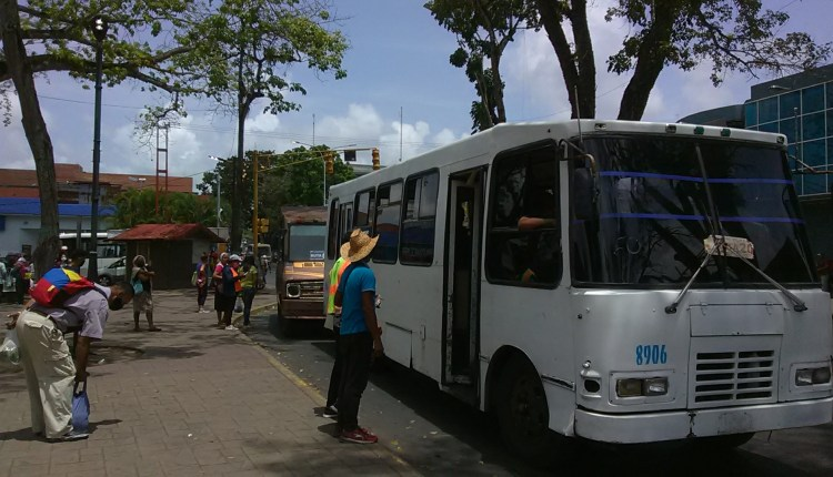 tarifas transporte