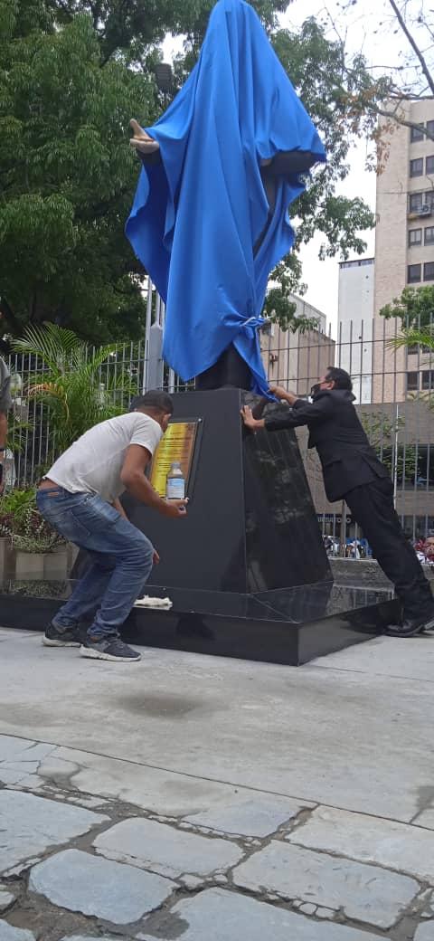 laverdaddemonagas.com estatua de jose gregorio hernandez tallada en caripito unifica la medicina y la fe 2