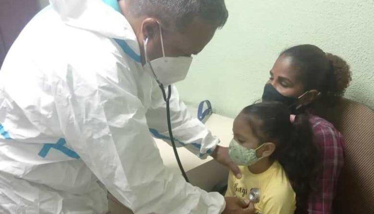 La jornada incluyó evaluación pediátrica, odontológica y entrega de medicamentos | Foto: Prensa @fundaninomon