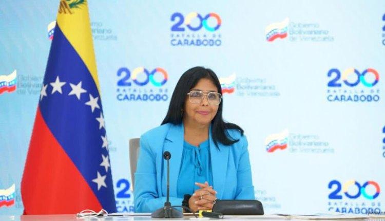 Covid-19 en Venezuela Delcy