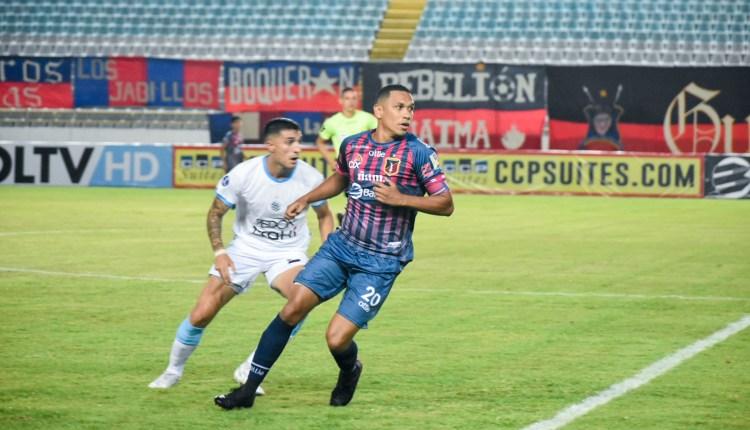 Grenddy Perozo Monagas SC