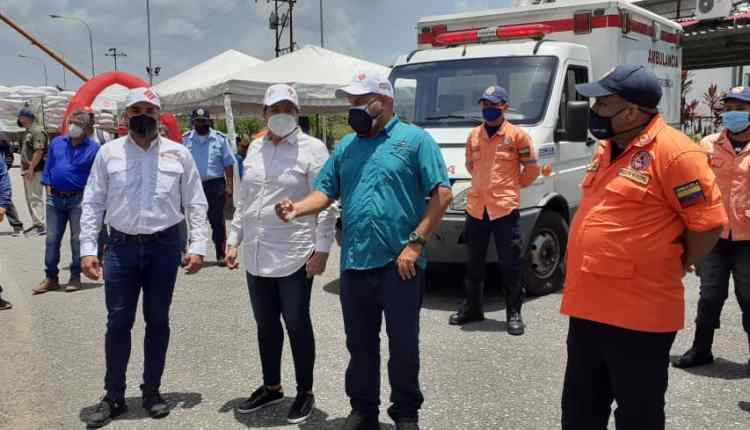 repotenciaron tres ambulancias