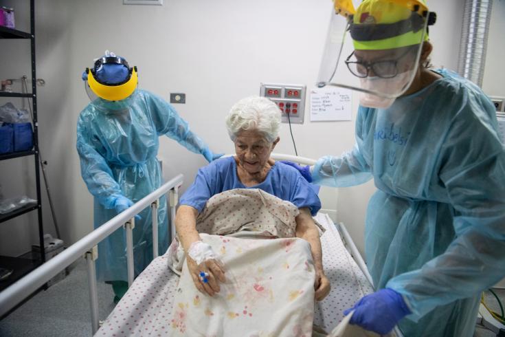 msb28593 venezuela petare caracas hospital perez leon ii retiramos fin proyecto paciente