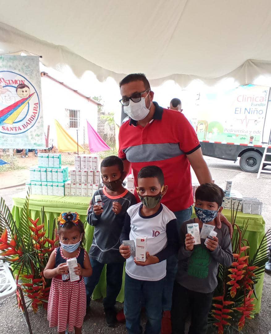 120 ninos de santa barbara atendidos en jornada pediatrica laverdaddemonagas.com whatsapp image 2021 05 27 at 8.32.38 pm