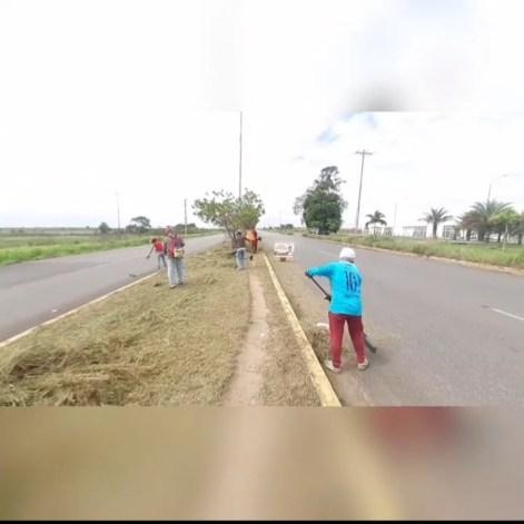 alcaldia de maturin avanza en la jornada de limpieza integral y embellecimiento en el municipio 2