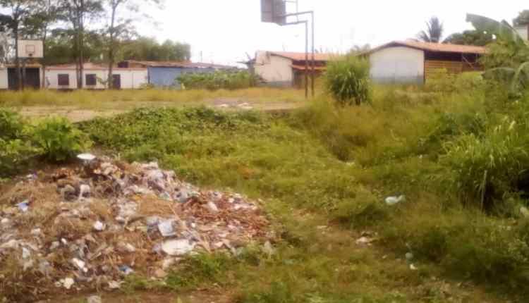 cancha Gregorio Rondón