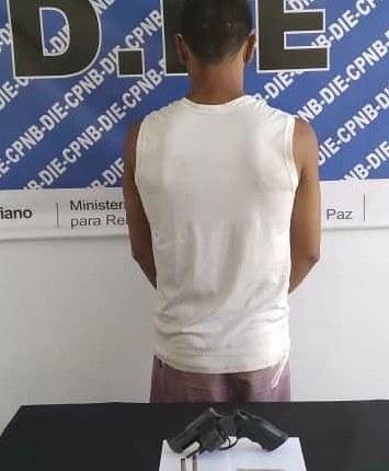 CPNB detenido Nuevos Horizontes