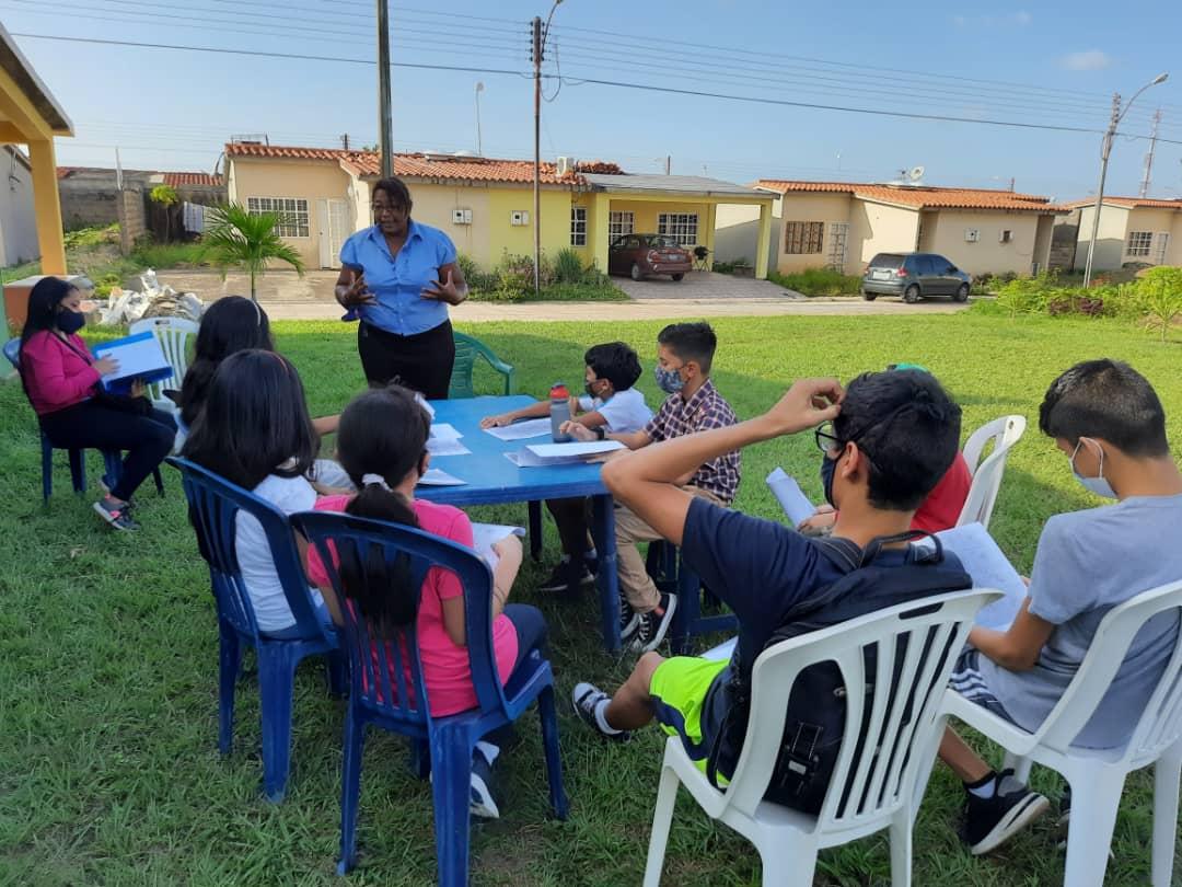 fundacion el nino simon monagas inicio talleres de lengua de senas venezolanas