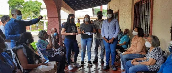 monagas alcanzo los 5 mil 95 adultos mayores vacunados contra el covid 19 laverdaddemonagas.com vacun2