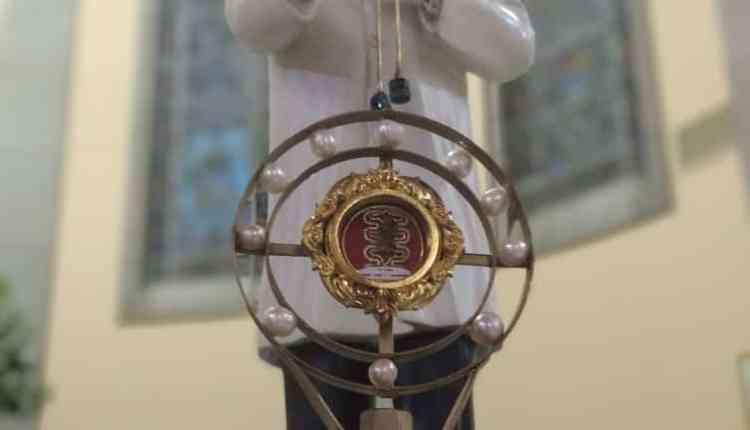 reliquia josé gregorio hernández